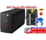 Bộ lưu điện APC Back UPS-BX650LI-MS