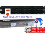 Patch Panel AMP Cat6A 48 port