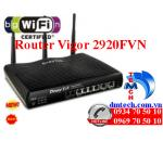 Router Vigor 2920FVN