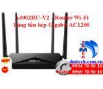 A3002RU-V2 - Router Wi-Fi băng tần kép Gigabit AC1200