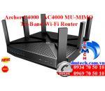 Archer C4000 - AC4000 MU-MIMO Tri-Band Wi-Fi Router