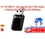 TL-WN823N - Bộ chuyển đổi USB chuẩn N không dây Mini tốc độ 300Mbps