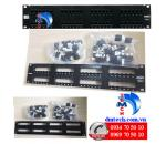 Patch panel AMP Cat6 48 port-1375015-2