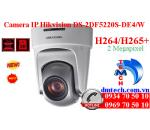 Camera PTZ IP 2MP DS-2DF5220S-DE4/W