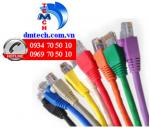 DÂY NHẢY PATCH CORD AMP CAT6 5M-1859249-6
