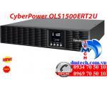 Bộ lưu điện CyberPower OLS1500ERT2U