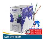 CÁP MẠNG ALANTEK CAT5 UTP-301-10008E-00GY